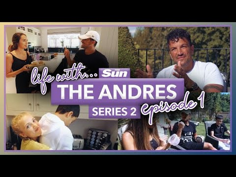 Life with The Andres: Series 2 Episode 1