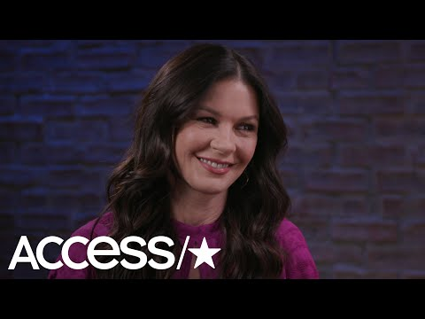 Catherine Zeta-Jones Explains The 'Ruthless Quality' Of Her 'Queen America' Character | Access