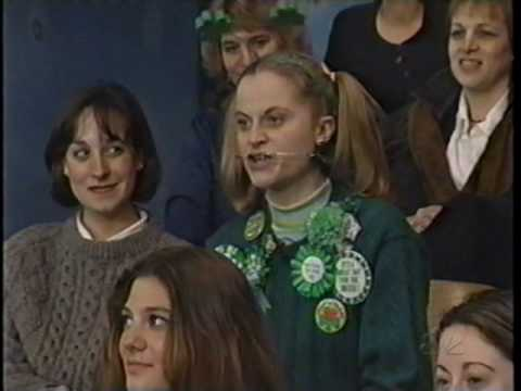 Before SNL, Amy Poehler was amazing as Andy Richter's little sister on Conan