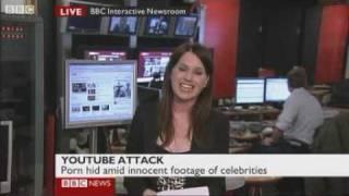 BBC NEWS UK Pornographic Videos Flood YouTube