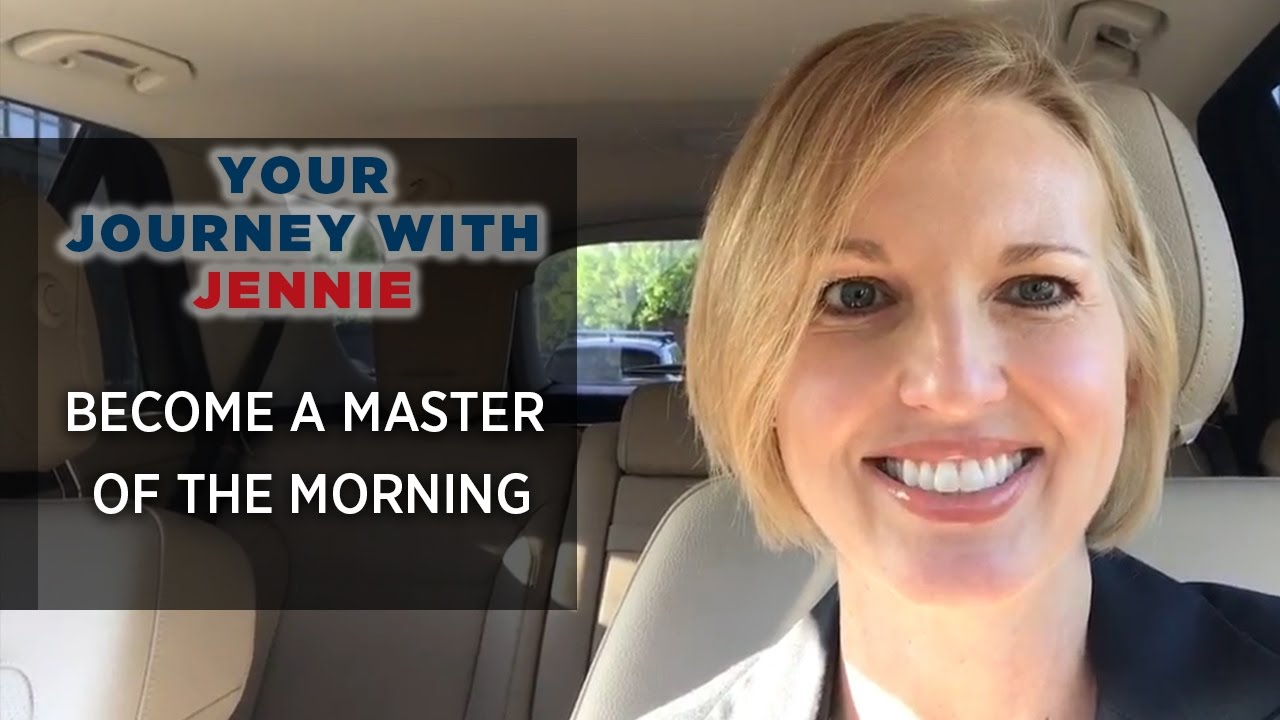 How to Master Your Morning