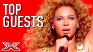 Video TOP GUEST Performances on X Factor | Featuring Beyonce, One Direction and MORE! | X Factor Global MP3, 3GP, MP4, WEBM, AVI, FLV Desember 2018
