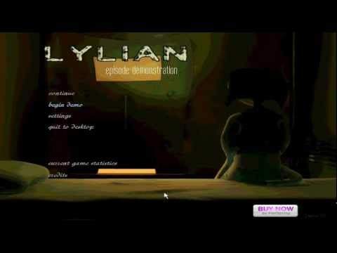 Lylian Episode One: Paranoid Friendship - Falando da demo