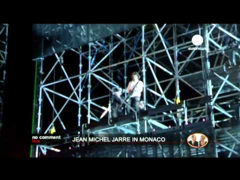 Jean-Michel Jarre: Live in Monaco (The whole concert)