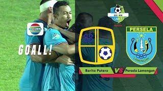Goal Diego Assis - Barito Putera (0) vs Persela Lamongan (1) | Go-Jek Liga 1 Bersama Bukalapak