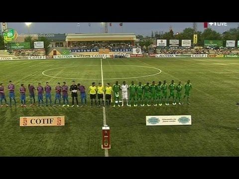 Mauritanie 0-1 Levante UD