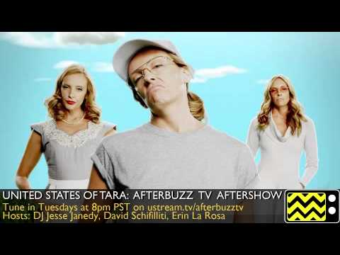 """United States Of Tara After Show Season 3 Episode 10 """"Train Wreck"""" I Afterbuzz TV"""