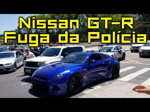 Video Nissan GT-R Kit Liberty, Fuga da Polícia, McLaren, Aventador S e muito mais download in MP3, 3GP, MP4, WEBM, AVI, FLV January 2017