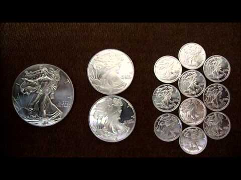 Talking About Fractional Silver