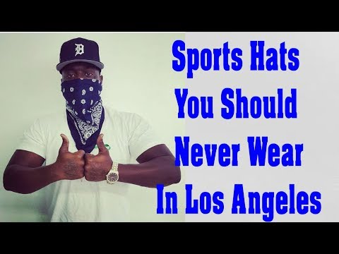 Sports Hats You Should Never Wear In Los Angeles