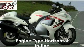 3. 2008 Suzuki Hayabusa Walkaround and Specs