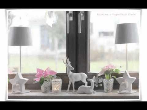 Fenster dekorieren ideen blog for Fenster weihnachtlich dekorieren