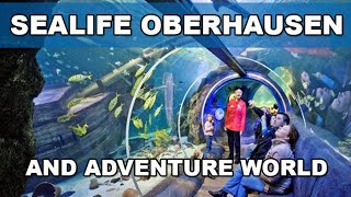 Oberhausen Germany  City new picture : SEALIFE AND ADVENTURE PARK - OBERHAUSEN - GERMANY