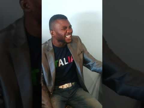 Nigeria comedy iko and aki in europe