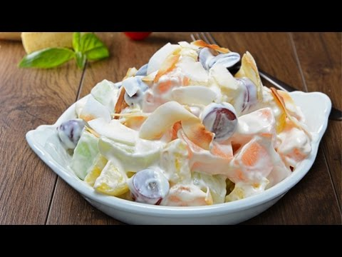Easy Florida Fruit Salad recipe