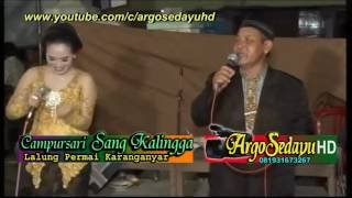 Dokumen Argosedayu Video Shooting. Campursari SANG KALINGGA, Perum Lalung Permai Karanganyar. Pimp. Kiswanto S.Sn. Live Bleki Mertan Bendosari, 24 Mei 2016. ...