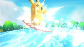 UK: Personalize Your Adventure in Pokémon: Let's Go, Pikachu! or Pokémon: Let's Go, Eevee! by The Official Pokémon Channel
