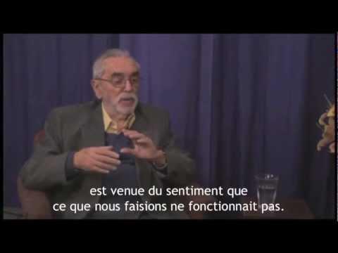 Salvador Minuchin à propos de la thérapie familiale (clip)