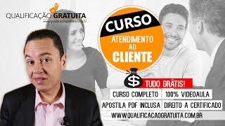 CURSO ATENDIMENTO