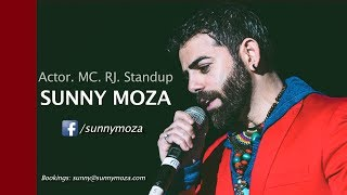 MC Sunny Moza - Celebrity and Audience Feedback (Arjun Rampal, Mika Singh, Saroj Khan, Bappi Lahiri)