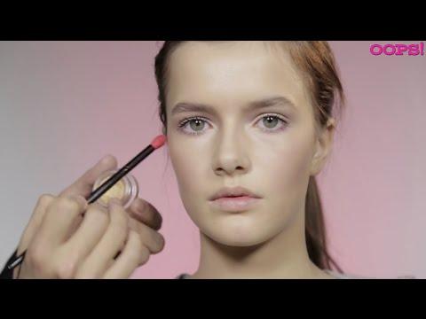 Мастер класс по макияжу от мейбелин