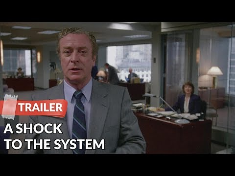 A Shock To The System 1990 Trailer HD | Michael Caine | Elizabeth McGovern