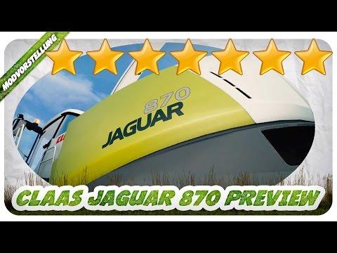 Claas Jaguar 870 v1.0