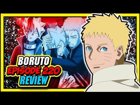 Naruto & Sasuke's HEARTBREAKING Promise To END BORUTO'S LIFE- Boruto Episode 220 Review
