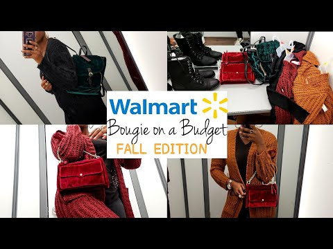 Walmart BOUGIE On A BUDGET PART 2 FALL EDITION