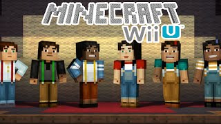 The First Minecraft Game Coming to Nintendo!