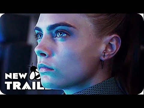 VALERIAN Extended Preview FILM CLIPS, FEATURETTE & TRAILER (2017)