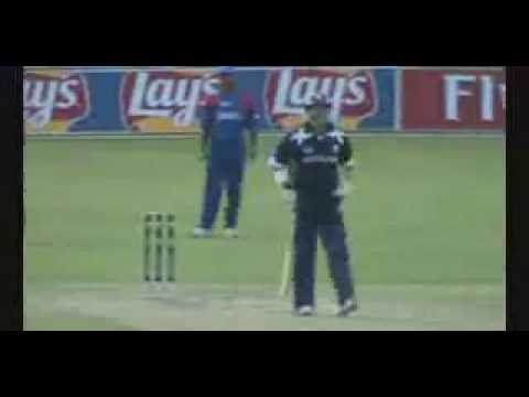 Afghanistan VS Scotland (2011 world cup Qualifiers)