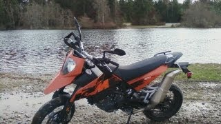 6. KTM690 SM Review/First Look