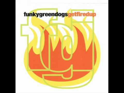 Funky Green Dogs  - Fired Up (extended club dance mix)