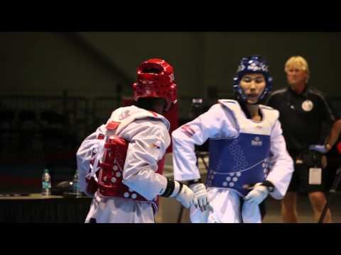 2016 USA Olympic Team Trials - Taekwondo by #yunshow