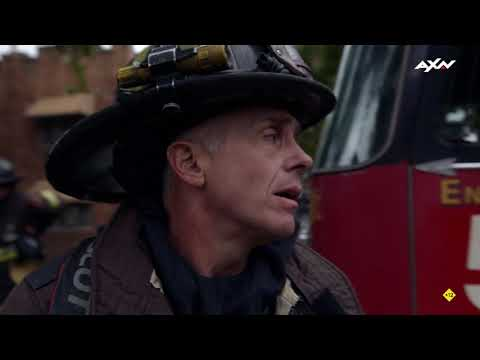 Chicago Fire 8x08 - Incienso