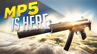 CS:GO - MP5 IS HERE! (NEW WEAPON)