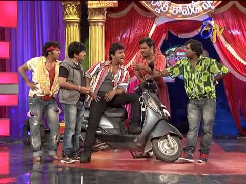 Jabardasth      Adhire Abhinay Performance on 6th March 2014