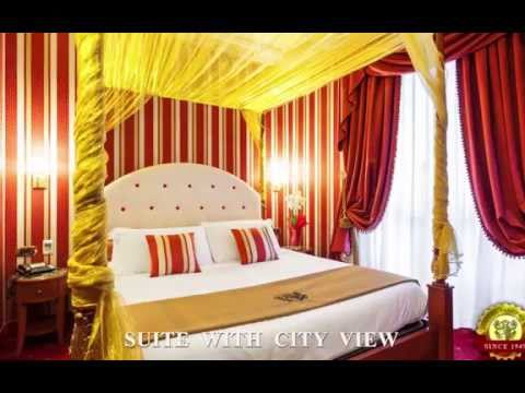 Manfredi Suite in Rome near Spanish Steps - Official Video