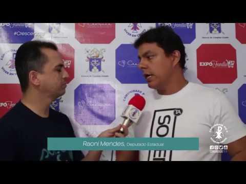 Entrevista com o Deputado Estadual Raoni Mendes - Crescer 2018