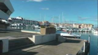 Carnon-Plage France  city images : Montpellier - Carnon-Plage - Sea and harbor view