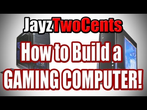 How to build a gaming computer – Tech Addiction Special Edition