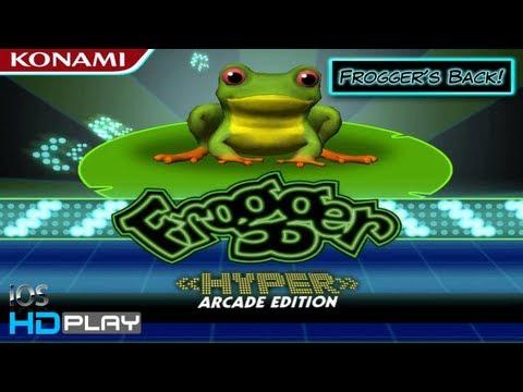 frogger hyper arcade edition ipad