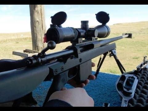 AR-30A1 .338 Lapua Review – TiborasaurusRex