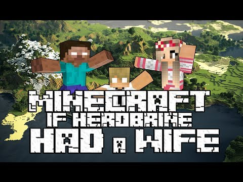 ◇Minecraft-If Herobrine Had A Wife Full Movie◇