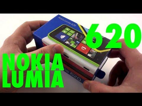 Nokia Lumia 620 - unboxing / kto pyta nie błądzi