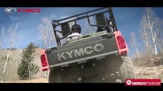 7. KYMCO ATV UTV DERCOMOTOS