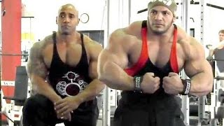Big Ramy Weighing In At 334 lbs - Is He Even Human?