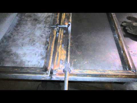 изготовление металлических ставней