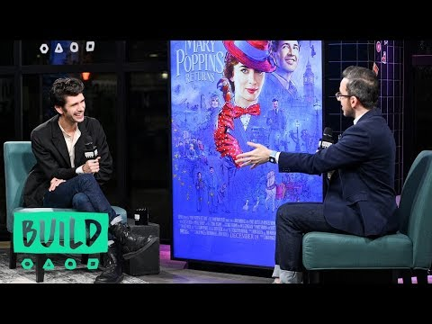 """Ben Whishaw Talks His Role In Disney's """"Mary Poppins Returns"""""""